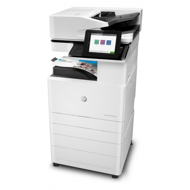 HP LaserJet Managed MFP E77422dv